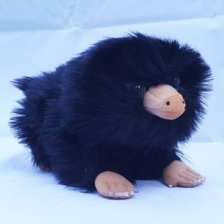 The Noble Collection Mini Baby Niffler - Black